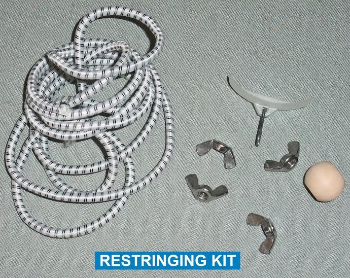Restringing KIT for Magic Attic Club Dolls repair your MAC Doll Prillycharmin